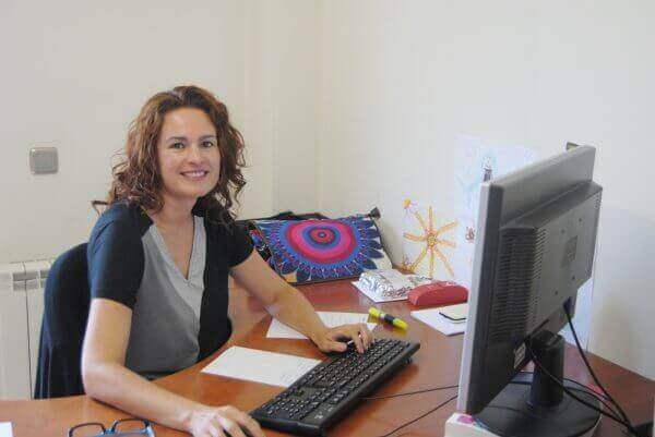 Javajan. Raquel La Rosa, Responsable de administración