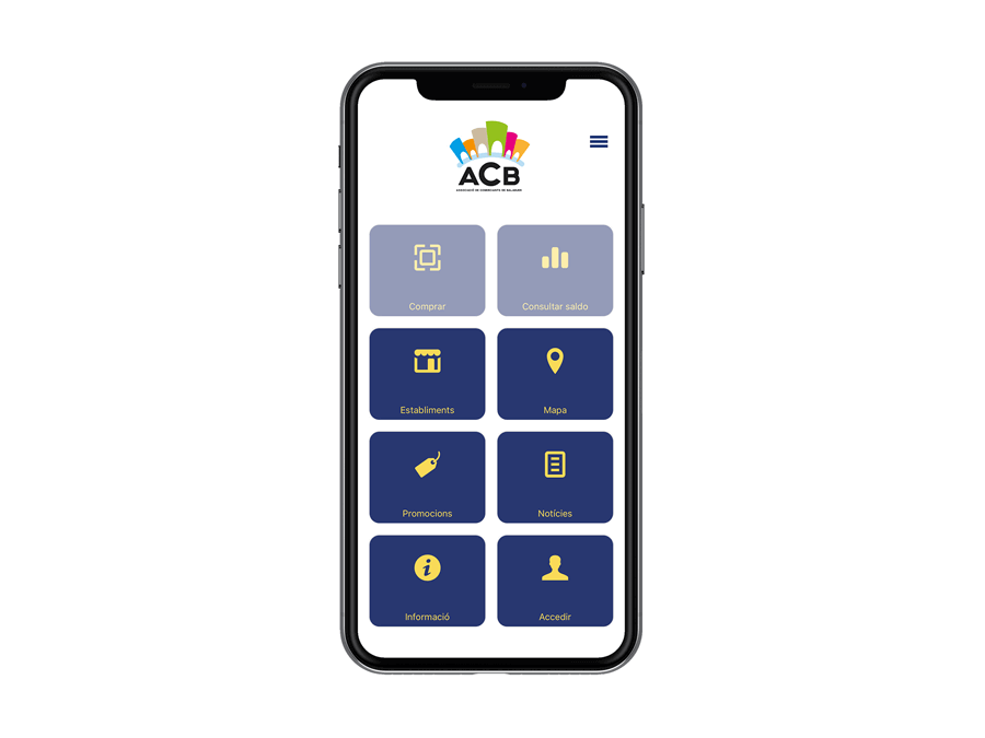 Creación de una App para ACB Balaguer