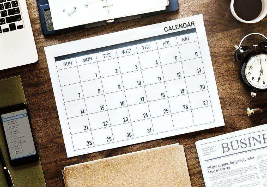 Javajan. Tips para crear un buen calendario editorial