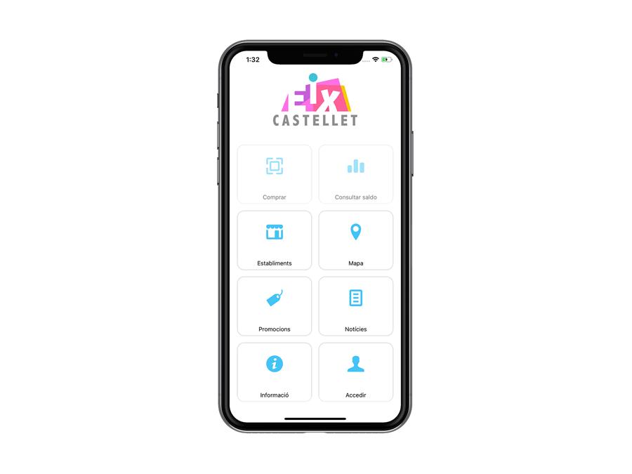 Creación de una App para Sant Vicenç de Castellet