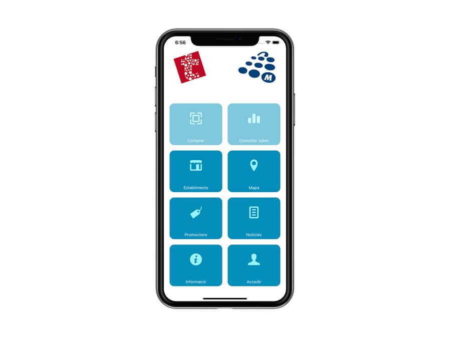 Creación de una App para Montgat y Tiana