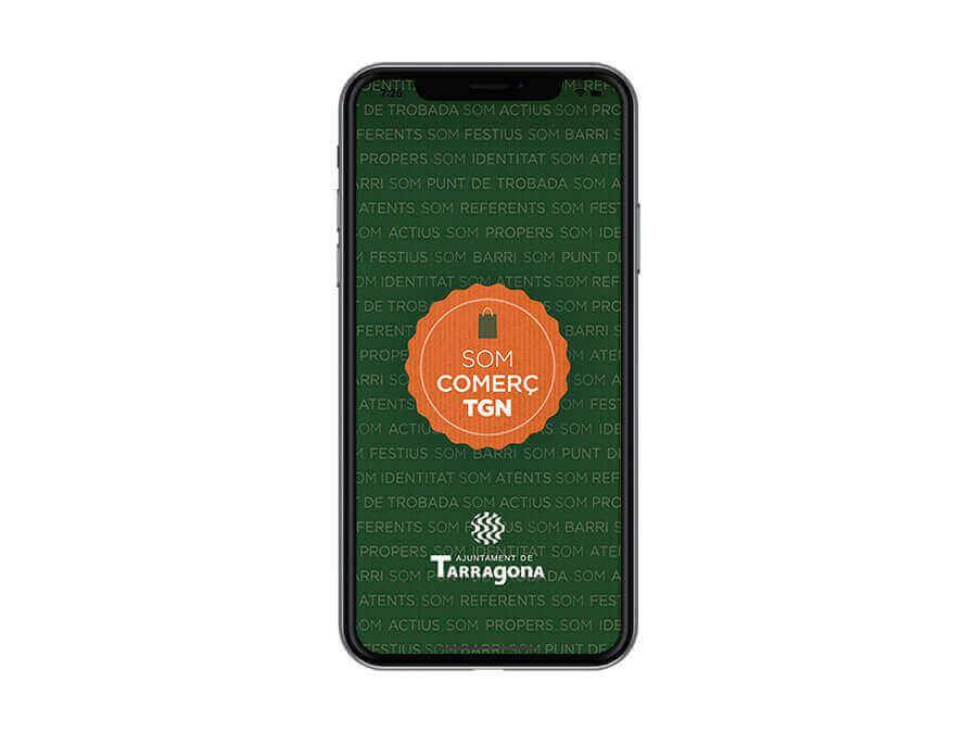 Creació d'una App per l'Ajuntament de Tarragona