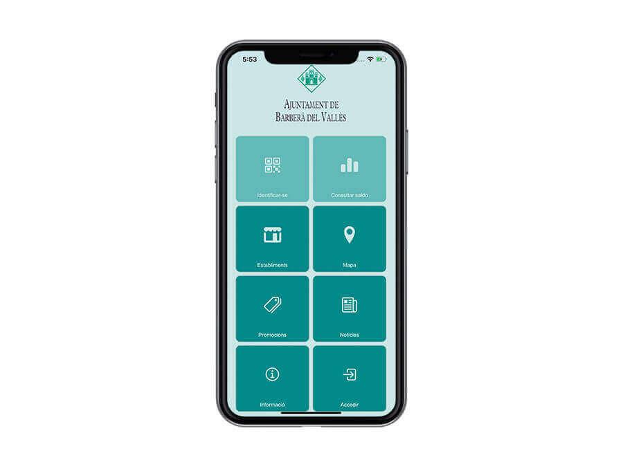 Creación de una App para Barberà del Vallès